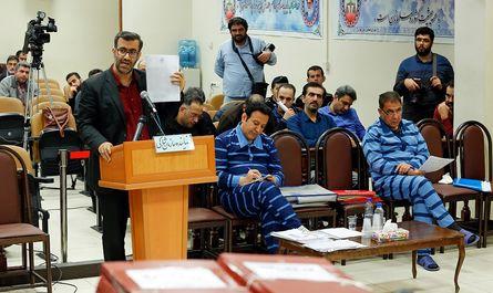 چهارمین جلسه محاکمه حسین هدایتی