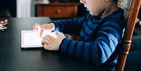 گوشی هوشمند «مغز» کودکان را تغییر میدهد