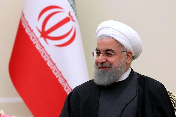 پیام رییس جمهور به مناسبت عید فطر خطاب به ملت ایران