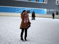تفریح به سبک مردم کره شمالی +تصاویر