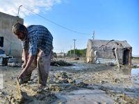 سیل حدود یکهزار میلیارد ریال به شبکه آب روستایی هرمزگان خسارت زد
