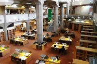 کتابخانه ملی؛  گنج ٨٠ساله