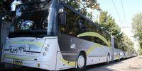 ورود اتوبوسهای برقی به تهران