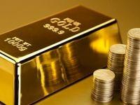 کاهش شدید قیمت اونس طلا
