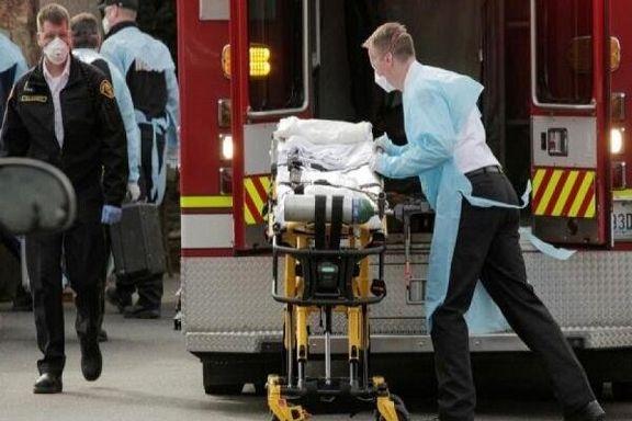 افزایش تلفات ناشی از ابتلا به «کرونا» در آمریکا به ۱۴ نفر
