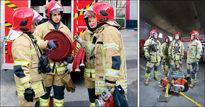 تهران در آستانه استخدام آتشنشانان زن