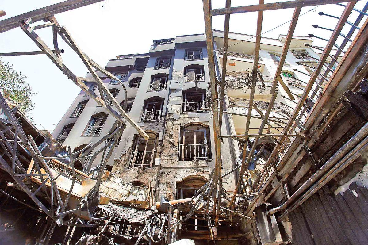 انتشار عمومی لیست ساختمانهای ناایمن پایتخت منتفی شد
