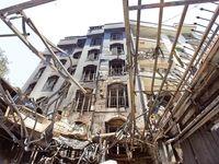 خطر ساختمانهای پرخطر