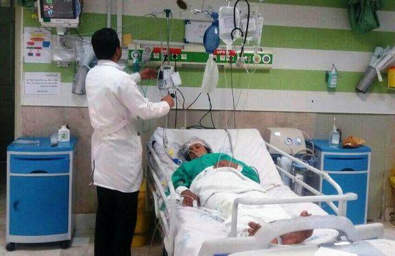 نجات جان مادر باردار در جاسک