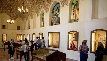 ایران زیباست؛ کلیسای سنت استپانوس +تصاویر