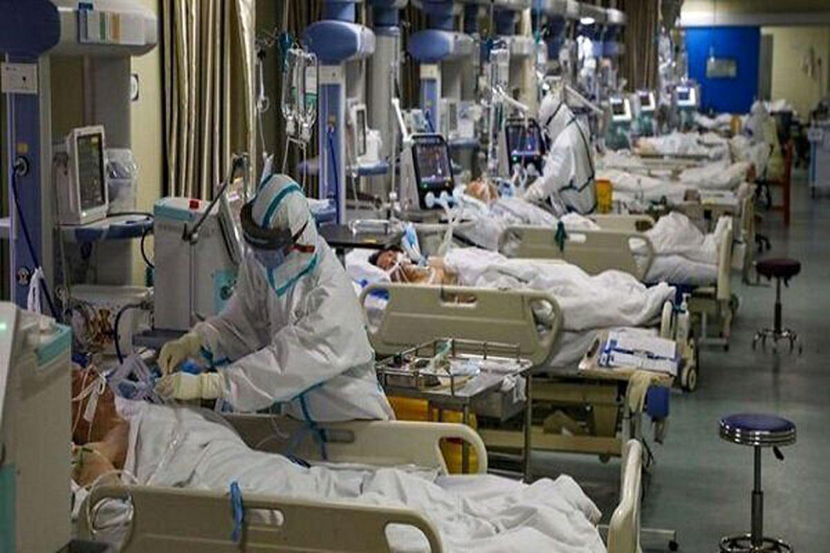 بیمارستان های پایتخت بدون تخت خالی