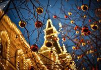 کریسمس در سرزمین تزارها +تصاویر
