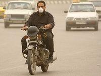 نقش موتورسیکلتهای سرگردان در آلودگی هوا