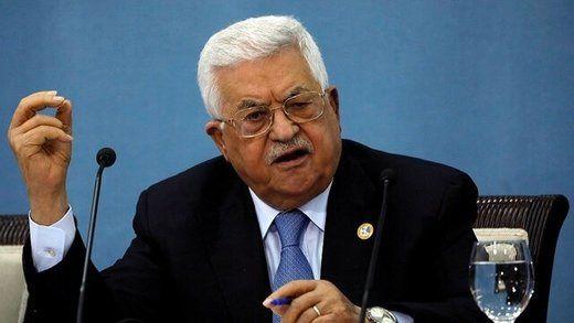 محمود عباس از دریافت متن «معامله قرن» خودداری کرد