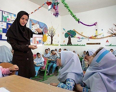 ۴۵ درصد؛ حداکثر افزایش حقوق معلمان