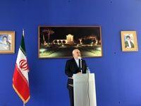 ظریف: اروپاییها برای حفظ آبروی خود با آمریکا هم صدا شدهاند