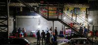 فعالیت اغذیهپزهای خیابانی در شبهای کرونایی +تصاویر