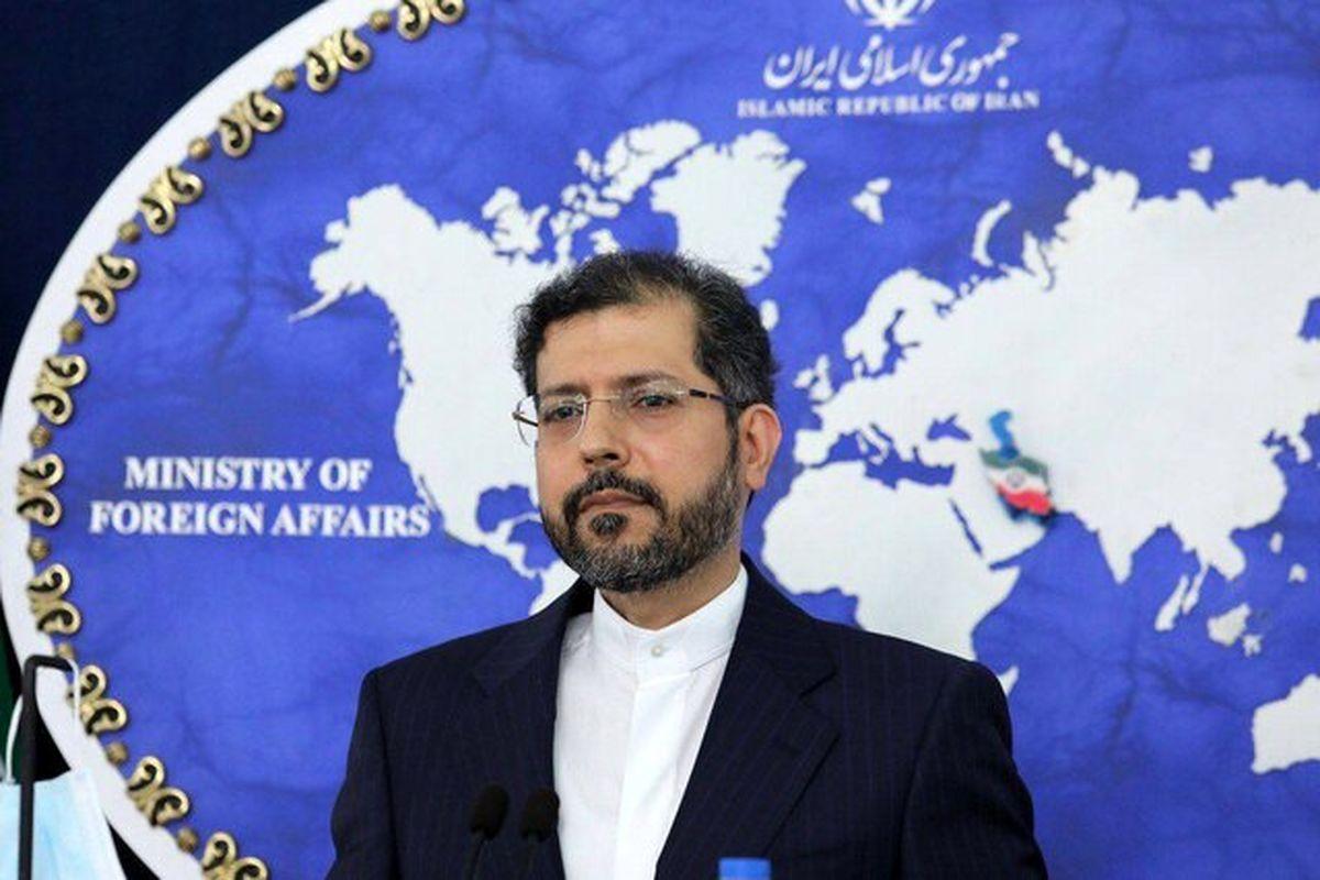 توضیحات خطیبزاده درباره توقف اجرای اقدامات داوطلبانه ایران