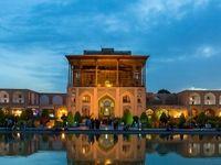 کاخ عالی قاپو +تصاویر