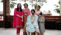 عروسی ۱.۵ میلیون دلاری در آنتالیا +تصاویر