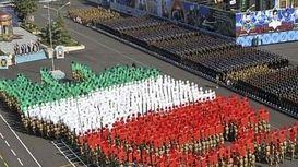 گوشههایی از رژه باشکوه امروز ارتش +فیلم
