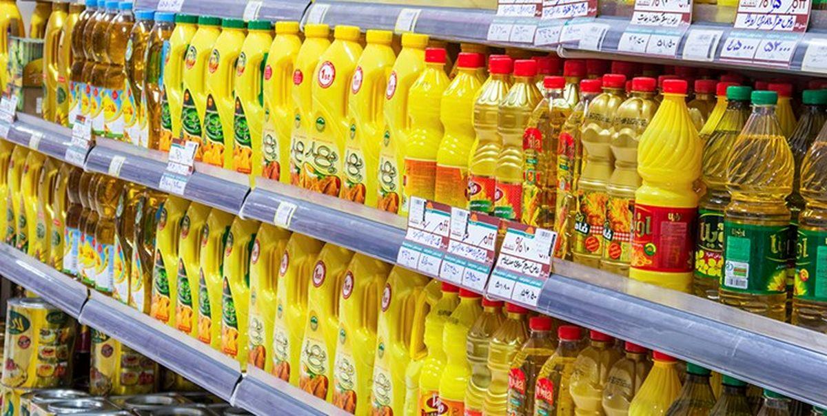 گرانفروشی ۵۰ تا ۱۰۰درصدی روغن مایع در بازار