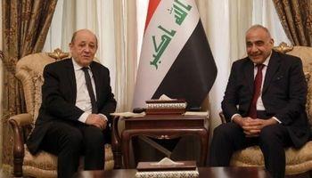 حضور وزیر فرانسوی در نجف اشرف و ادعای جالب وی+ عکس