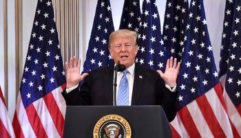 گاردین: ترامپ به مقامات انگلیس اطمینان داد که به دنبال جنگ با ایران نیست