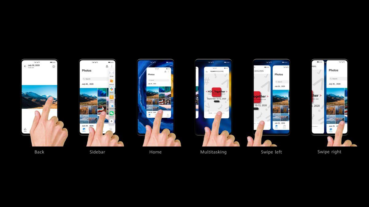 رابط کاربری EMUI 11 هوآوی، طراحی تعاملی جدید برای یک زندگی آسانتر