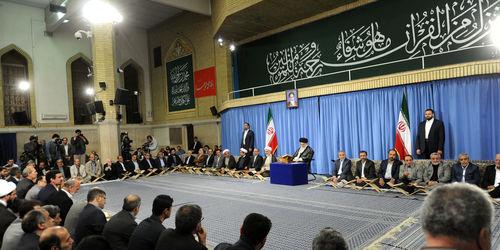 برگزاری محفل انس با قرآنکریم در حضور رهبر معظم انقلاب