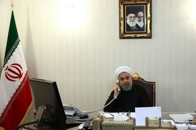 روحانی در تماس تلفنی با نخستوزیر مالزی: تبریک عید سعید فطر و انتخاب ماهاتیر محمد بهعنوان نخستوزیر مالزی