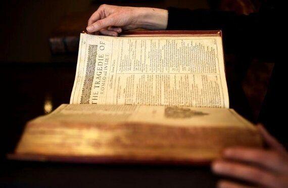 ۶میلیون دلار برای نسخه ویژه آثار شکسپیر