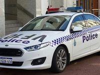 تصادف ون قاچاقچیان با خودروی پلیس +فیلم