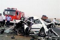 آمار تلفات جادهای در ایران دو برابر کل اروپا