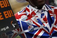 اروپا و انگلیس در دنیای پسابرگزیت