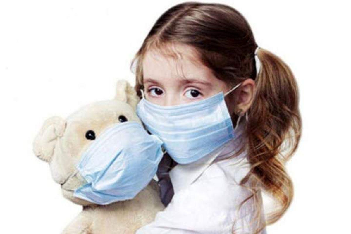 کودکان مبتلا به کرونا چه غذایی بخورند
