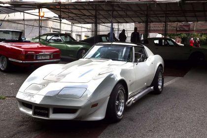 رژه خودروهای کلاسیک در تهران +تصاویر