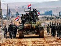جنگ پشت دیوارهای ادلب