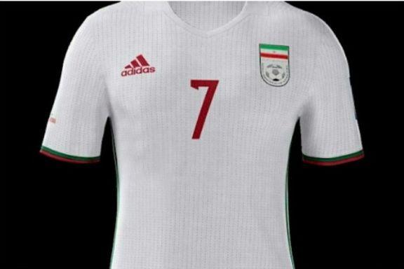 پیراهن سفید ساده برای فدراسیون پنج ستاره