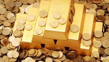 اونس طلا ۱۳ دلار دیگر ارزان شد