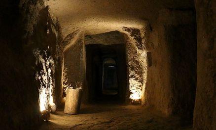 بزرگترین شهر زیرزمینی ایران