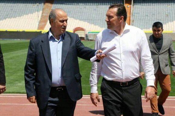 اطلاعیه فدراسیون فوتبال درباره دستمزد ویلموتس