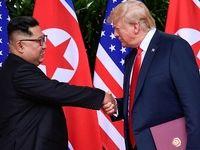 ترامپ: نامهای «زیبا» از رهبر کره شمالی دریافت کردم
