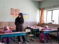 مدارس خالی از دانشآموزان و معلمان +عکس
