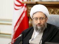 آملی لاریجانی: ملت ایران باج نمیدهد