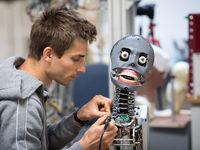 رباتهایی که همهکار میکنند +تصاویر