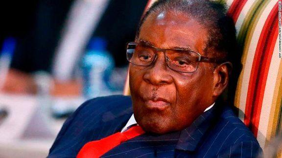 رابرت موگابه درگذشت