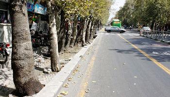 آب خیابان ولیعصر قطع میشود