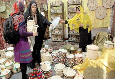 چالشهای صادرات صنایعدستی در ایران