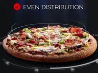 کنترل کیفیت پیتزا با هوش مصنوعی +عکس